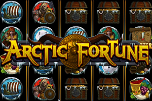 High arctic fortune microgaming slot game win