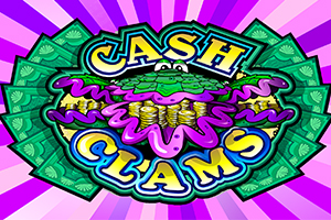Cash Clams Logo