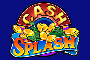 Cash Splash 3 Reel Logo