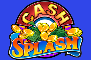 Cash Splash 5 Reel Logo