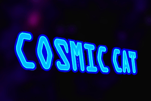 Cosmic Cat Logo