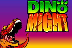 Dino Might Logo
