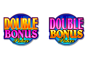 Double Bonus Poker Logo