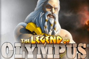 The Legend of Olympus Logo