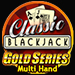 Multi-hand Blackjack Gold