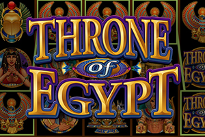 Throne Of Eygpt Logo