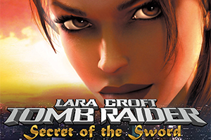 Tomb Raider Secret Of The Sword Logo