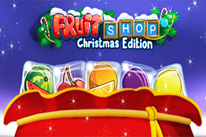 Fruit Shop Christmas Edition™ Logo