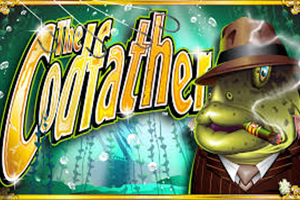 The Codfather Scratch Card Logo