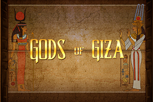 Gods of Giza Logo
