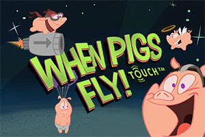 When Pigs Fly™ Logo