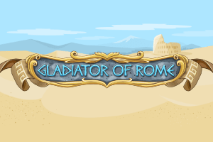 Gladiator of Rome Logo