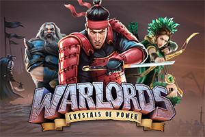 Warlords: Crystals Of Power Logo