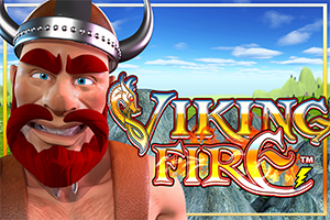 Viking Fire Logo