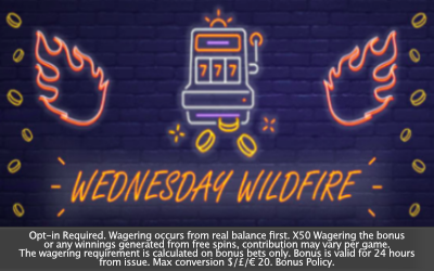Wednesday Wildfire