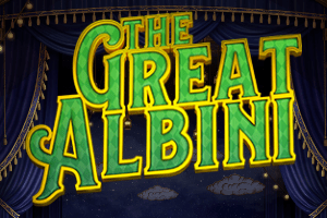 The Great Albini Logo