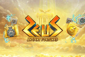 Ancient Fortune: Zeus Logo