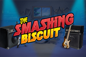 The Smashing Biscuit Logo