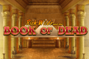 Rich Wilde And The Book Of Dead Logo