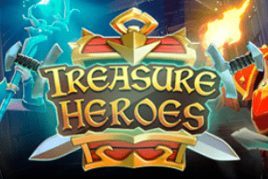 Treasure Heroes Logo