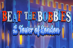 Beat The Bobbies At The Tower Of London Logo