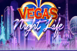 Vegas Night Life Logo