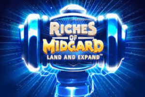 Riches of Midgard: Land and Expand Logo