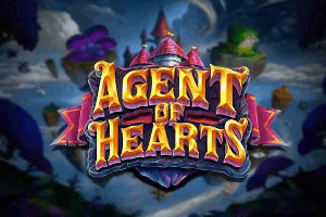 Rabbit Hole Riches: Agent of Hearts Logo
